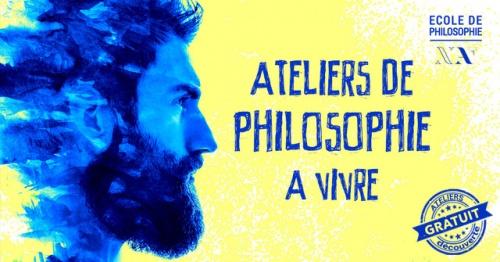 présentation des ateliers de philosophie à vivre