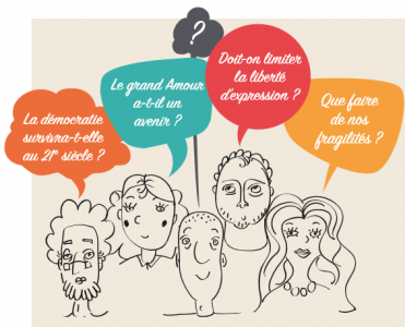 Café philo : Liberté et sécurité, faut-il choisir entre les deux ?